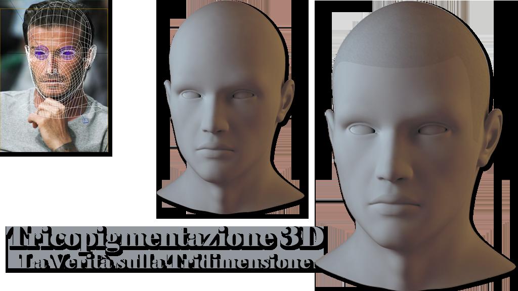 Tricopigmentazione 3D, Facciamo chiarezza, definitivamente.