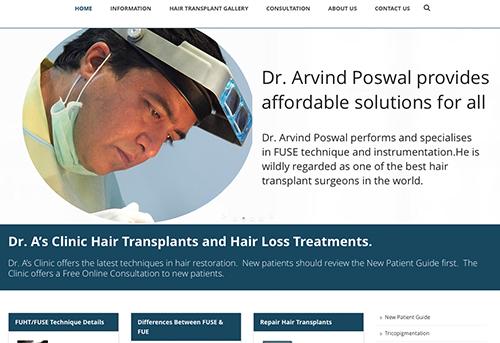Poswal Hair Transplant