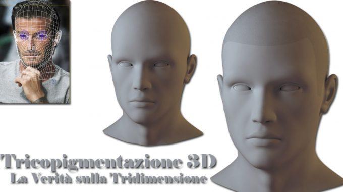 Tricopigmentazione 3D, facciamo chiarezza.