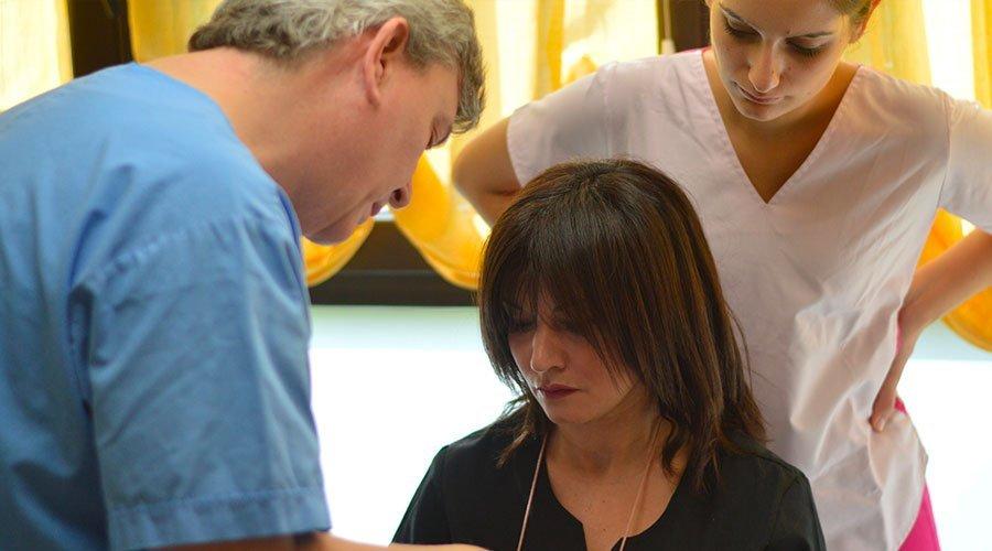 Corso di Tricopigmentazione collettivo con Milena Lardì