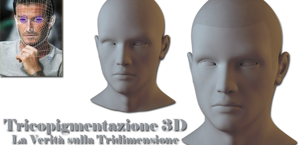 3D Tricopigmentation, let's be clear.